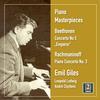 Emil Gilels - Beethoven: Piano Concerto No. 5 'Emperor' - Rachmaninoff: Piano Concerto No. 3 -  FLAC 48kHz/24Bit Download