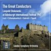 Leopold Stokowski - The Great Conductors: Leopold Stokowski at Edinburgh International Festival, 1961 (2020 Remaster) [Live] -  FLAC 48kHz/24Bit Download