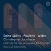 Christopher Jacobson - Saint-Saens, Poulenc & Widor: Works for Organ -  DSD (Single Rate) 2.8MHz/64fs Download