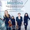 Mari Kodama - Martinu: Double Concertos -  DSD (Single Rate) 2.8MHz/64fs Download