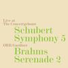 Orchestre Revolutionnaire et Romantique - Schubert: Symphony No. 5, D. 485 - Brahms: Serenade No. 2, Op. 16 (Live) -  FLAC 48kHz/24Bit Download
