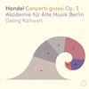 Akademie fur Alte Musik Berlin - Handel: Concerti grossi, Op. 3 -  DSD Multichannel 2.8MHz/64fs Download