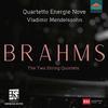 Quartetto Energie Nove - Brahms: The 2 String Quintets -  FLAC 96kHz/24bit Download
