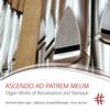 Simon Reichert - Ascendo ad Patrem meum: Organ Works of Renaissance and Baroque -  FLAC Multichannel 96kHz/24bit Download