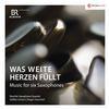 Rascher Saxophone Quartet - Was weite Herzen fullt -  FLAC 48kHz/24Bit Download