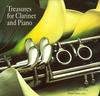Charles West & Susan Grace - Treasures for Clarinet & Piano -  FLAC 176kHz/24bit Download