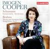 Imogen Cooper - Schumann: Fantasiestücke - Kreisleriana - Brahms: Theme & Variations from String Sextet No. 1 -  FLAC 96kHz/24bit Download