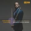 Brandon Patrick George - J.S. Bach, Boulez, Aho & Prokofiev: Flute Sonatas & Solo Works -  FLAC 96kHz/24bit Download