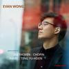 Evan Wong - Beethoven, Chopin & Others: Piano Works -  FLAC 192kHz/24bit Download