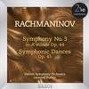 Detroit Symphony Orchestra - Rachmaninov: Symphony No. 3 - Symphonic Dances -  DSD (Double Rate) 5.6MHz/128fs Download