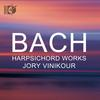 Jory Vinikour - J.S. Bach: Harpsichord Works -  DSD (Single Rate) 2.8MHz/64fs Download