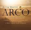 String Quartet ARCO - Schubert: String Quartet No. 14 - Webern: Langsamer Satz -  FLAC 192kHz/24bit Download