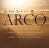 String Quartet ARCO - Schubert: String Quartet No. 14 - Webern: Langsamer Satz -  FLAC 352kHz/24bit DXD Download