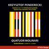 Quatuor Molinari - Penderecki: Chamber Works -  FLAC 96kHz/24bit Download