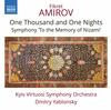 Kiev Virtuosi Symphony Orchestra - Amirov: One Thousand and One Nights Suite & To the Memory of Nizami -  FLAC 96kHz/24bit Download