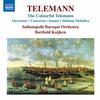 Indianapolis Baroque Orchestra - The Colorful Telemann -  FLAC 96kHz/24bit Download