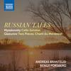 Andreas Brantelid - Russian Tales -  FLAC 96kHz/24bit Download
