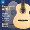 Danijel Cerovic - Weiss: Lute Works (Arr. D. Cerovic for Guitar) -  FLAC 96kHz/24bit Download
