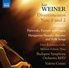 Budapest Symphony Orchestra MAV - Weiner: Complete Orchestral Works, Vol. 3 -  FLAC 96kHz/24bit Download