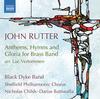Black Dyke Band - John Rutter: Anthems, Hymns & Gloria for Brass Band -  FLAC 96kHz/24bit Download