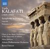 University of Athens Department of Music Studies Choir - Kalafati: Symphony in A Minor, Légende & Polonaise -  FLAC 48kHz/24Bit Download