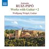 Wolfgang Weigel - Ruiz-Pipo: Works with Guitar, Vol. 2 -  FLAC 44kHz/24bit Download