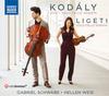 Hellen WeiB - Kodaly & Ligeti: Cello Works -  FLAC 96kHz/24bit Download