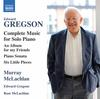 Murray McLachlan - Edward Gregson: Complete Music for Solo Piano -  FLAC 44kHz/24bit Download