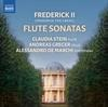 Claudia Stein - Fredrick the Great & Others: Works -  FLAC 96kHz/24bit Download