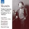 Ana Maria Valderrama - Manen: Violin Concerto No. 3 'Iberico' & Symphony No. 2 'Iberica' -  FLAC 96kHz/24bit Download