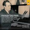 Anastasia Latysheva - Herman Galynin: Complete Works for Strings -  FLAC 96kHz/24bit Download