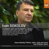 Karen Bentley Pollick - Ivan Sokolov: Chamber Works -  FLAC 48kHz/24Bit Download