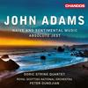 Doric String Quartet - John Adams: Absolute Jest & Naive and Sentimental Music -  FLAC Multichannel 96kHz/24bit Download