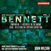 BBC Scottish Symphony Orchestra - Bennett: Orchestral Works, Vol. 3 -  FLAC 96kHz/24bit Download
