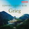 Edvard Grieg Kor - Edvard Grieg Kor sings Grieg -  FLAC Multichannel 96kHz/24bit Download
