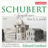 City of Birmingham Symphony Orchestra - Schubert Symphonies, Vol. 1 – Nos. 3, 5 & 8 -  FLAC 96kHz/24bit Download