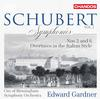 City of Birmingham Symphony Orchestra - Schubert: Symphonies, Vol. 2 – Nos. 2 & 6 & Italian Overtures -  FLAC Multichannel 96kHz/24bit Download