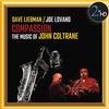 Dave Liebman & Joe Lovano - Compassion -  FLAC 44kHz/24bit Download