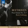 Boris Giltburg - Beethoven 32, Vol. 2: Piano Sonatas Nos. 4-7 -  FLAC 96kHz/24bit Download