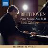 Boris Giltburg - Beethoven 32, Vol. 3: Piano Sonatas Nos. 8-11 -  FLAC 96kHz/24bit Download