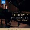 Boris Giltburg - Beethoven 32, Vol. 4: Piano Sonatas Nos. 12-15 -  FLAC 96kHz/24bit Download