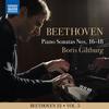 Boris Giltburg - Beethoven 32, Vol. 5: Piano Sonatas Nos. 16-18 -  FLAC 96kHz/24bit Download