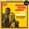 Thad Jones & Mel Lewis Orchestra - All My Yesterdays: The Debut 1966 Recordings at the Village Vanguard -  FLAC 96kHz/24bit Download