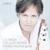 Franz Halasz - J.S. Bach: The Lute Suites -  FLAC Multichannel 96kHz/24bit Download