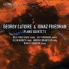 Various Artists - Catoire & Friedman: Piano Quintets -  FLAC Multichannel 96kHz/24bit Download