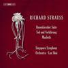 Singapore Symphony Orchestra - R. Strauss: Macbeth, Rosenkavalier Suite & Tod und Verklarung -  FLAC 96kHz/24bit Download