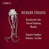 Singapore Symphony Orchestra - R. Strauss: Macbeth, Rosenkavalier Suite & Tod und Verklarung -  FLAC Multichannel 96kHz/24bit Download