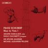 Ariadne Daskalakis - Schubert: Music for Violin, Vol. 1 -  FLAC Multichannel 96kHz/24bit Download