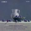 Masato Suzuki - Bach: Concertos for Harpsichord & Strings, Vol. 1 -  FLAC 96kHz/24bit Download