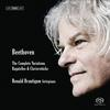 Ronald Brautigam - Beethoven: The Complete Piano Variations & Bagatelles -  FLAC Multichannel 96kHz/24bit Download